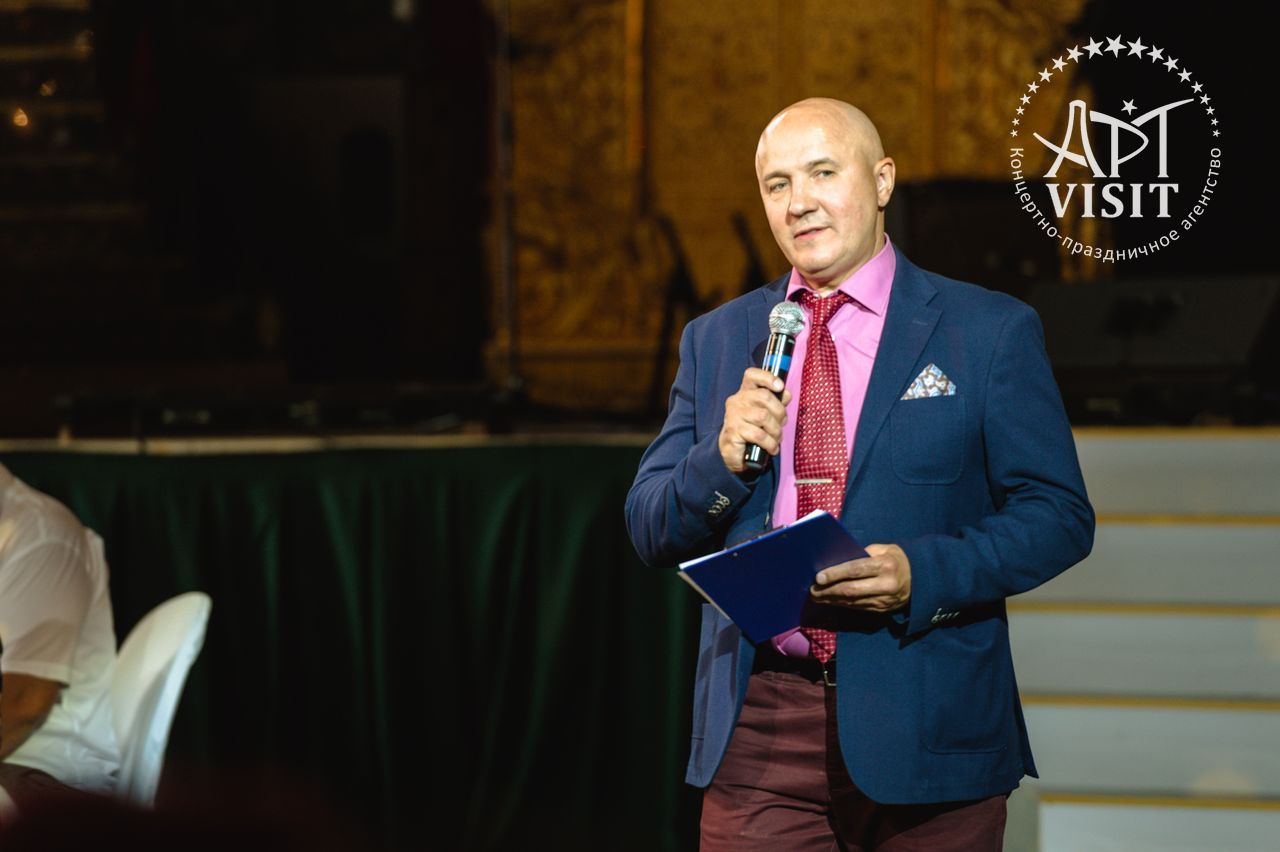 Юморист ведущий Лукинский Николай - Event агентство АРТВИЗИТ